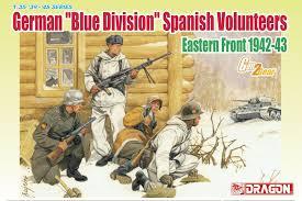 Poster propagandístico de la División Azul