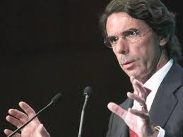 Aznar en el club siglo XXI