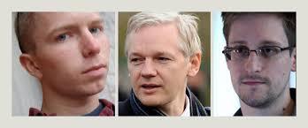 El soldat Manning,Julian Assange i Edward Snowden, tres espies perseguits per la justícia