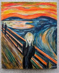 El Grito del pintor Munch