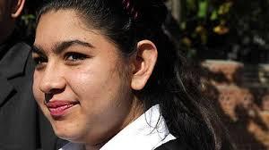 Leonarda, la joven expulsada de Francia