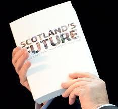 El libro blanco sobre la independencia en Escocia