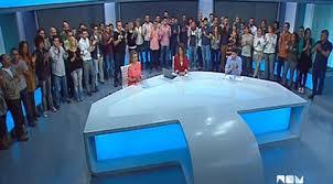 Un dels últims programes informatius de Canal 9, realitzat sense control polític del govern