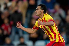 Pedro goleó con un hard trick
