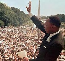 La gran concentración en Washington en favor de los derechos civiles