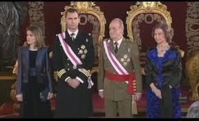 Los Reyes y los Príncipes de Asturias en la Pascua Militar