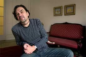 El escritor Ucraniano Yuri Andrujovich