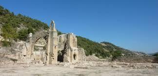Paisatge de la Vallsanta, a la Vall del Corb, prop de Guimerà