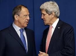 Sergei Lavrov y John Kerrry, sin acuerdo tras seis horas de negociaciones
