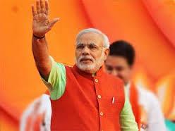 Narendra Modi, nuevo primer ministro de la India