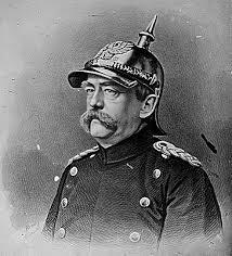 El canciller Bismarck