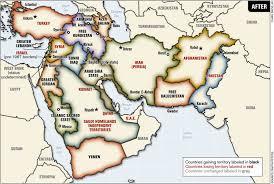 El reparto territorial del Imperio Otomano