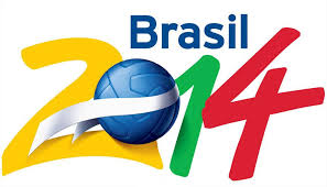 Logo de los Mundiales de Brasil 2014