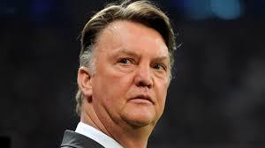 Louis Van Gaal, entrenador de Holanda