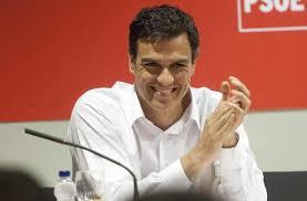Pedro Sánchez, próximo secretario general del PSOE