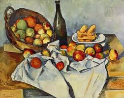 Cuadro de Cézanne