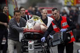 Una de las víctimas del ataque al semanario Charlie Hebdo evacuada el miércoles al mediodía