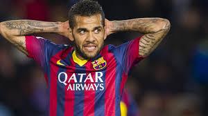 Un fallo de Dani Alves provocó el gol del Málaga