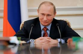Valdimir Putin en una recent intervenció a Moscou