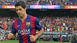 Luis Suárez, autor del segundo gol ante el Madrid