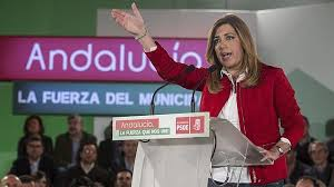 Susana Díaz ganó las elecciones en Andalucía