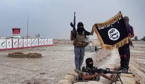 Imagen de soldados del Estado Islámico