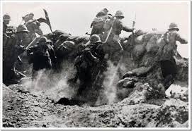 Escenas de la cruenta batalla de Galípoli, una de las más sangrientas de la Gran Guerra