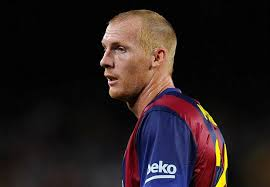 El defensa Jérémy Mathieu