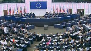 Un ple del Parlament Europeu