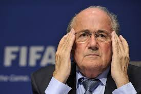 El dimitido Joseph Blatter