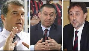 Lapora,Bartomeu y Benedito, tres de los siete candidatos para las elecciones del 18 de julio