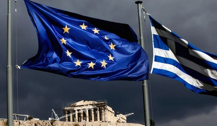 banderas grecia europa