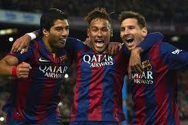 Luis Suárez, Neymar y Messi, el tridente más temido en Europa