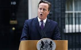 David Cameron y el referéndum sobre Europa que se celebrará este año