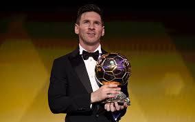 Leo Messi, Balón de Oro en cinco ocasiones