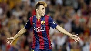Munir, uno de los muchos canteranos que han contribuido al Barça más maduro y completo de la historia