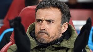 Luis Enrique debe admnistrar la situación de emergencia en la que se encuentra el Barça