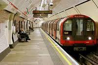 Una imagen clásica del Metro de Londres