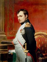Napoleón bonaparte, uno de los grandes constructores de relatos ficticios.