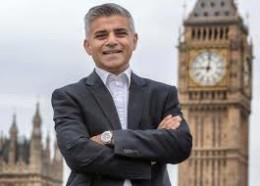 Sadiq Khan, nuevo alcalde de Londres, musulmán de procedencia paquistaní.