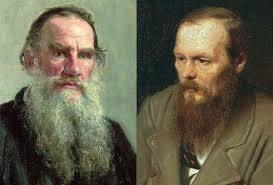 Tolstoi y Dostoievski, los dos más grandes de la literatura rusa