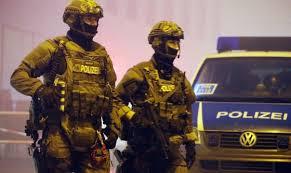 Policía Munich
