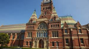 Edificio de la Universidad de Harvard, la mejor valorada del mundo
