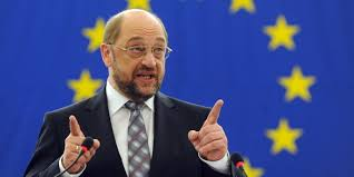 Martin Schulz, presidente de la Eurocámara