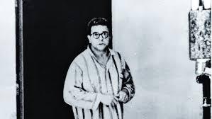 Ramon Mercader en la cárcel mexicana despu`és de haber asesinado con un piolet a León trotski