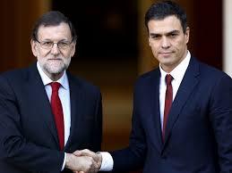 Mariano Rajoy y Pedro Sánchez tendrían que haber dado un paso atrás en diciembre de 2015. Perdieron los dos.