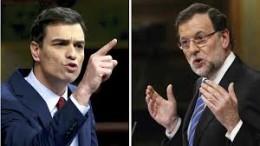 Mariano Rajoy y Pedro Sánchez han sido incapaces de encontrar un acuerdo para investir a un presidente