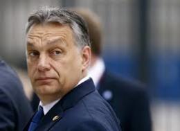 El primer ministre d'Hongria, Viktor Orbán, contrari a les directrius de Brussel·les en qüestions principals.