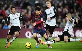 Messi volvió a demostrar sus talentos como el mejor jugador del mundo