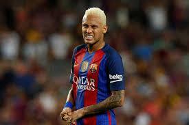 Neymar jr. no dio el resultado esperado en el encuentro de Anoeta contra la Real Sociedad